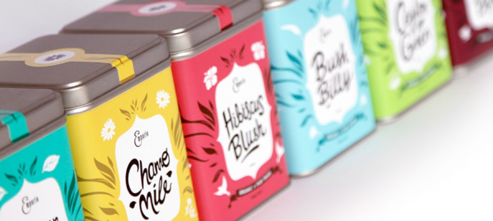 Emporio Tea Packaging
