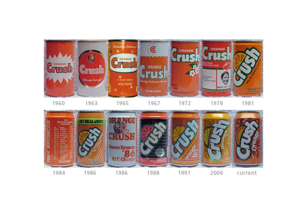 crush design evolution