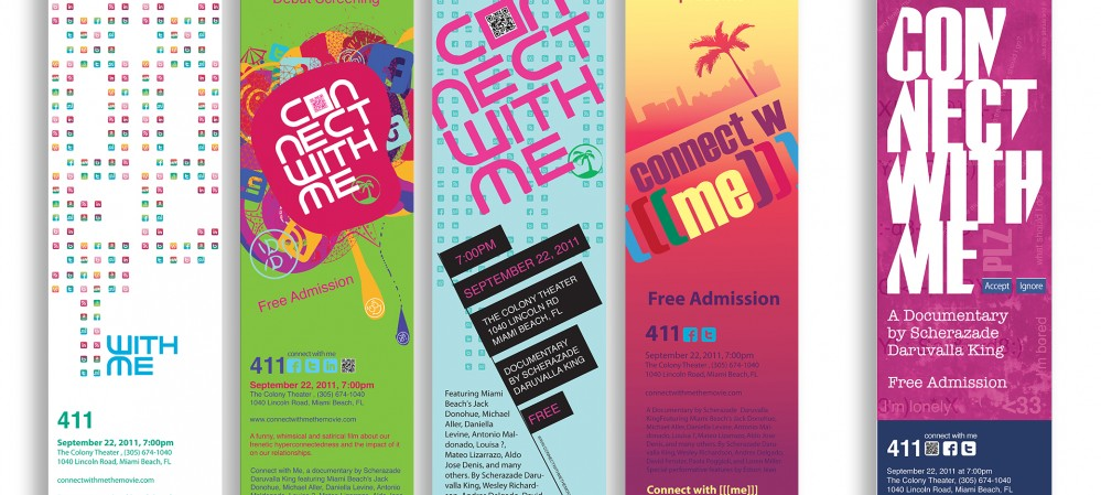 Connect With Me Poster