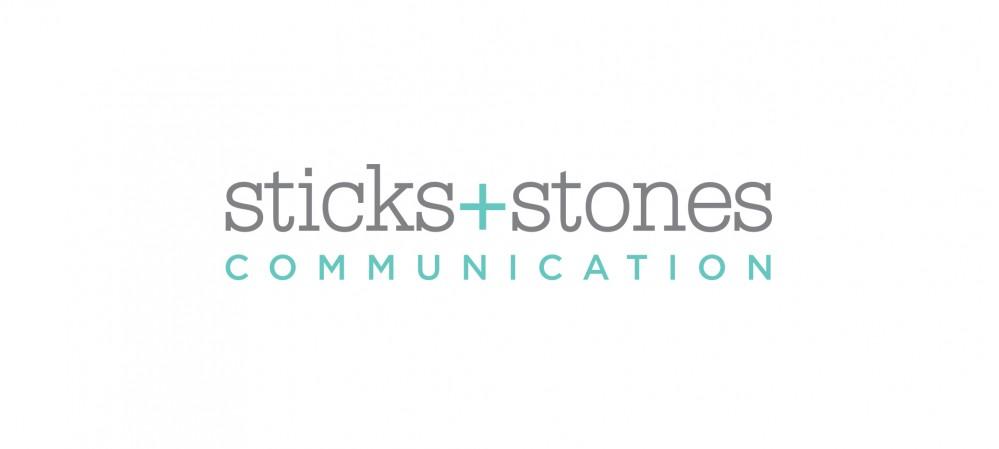 Sticks+Stones Communication Logo