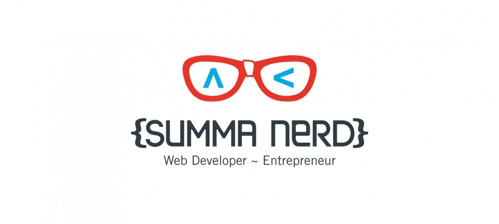 Summa Nerd Logo