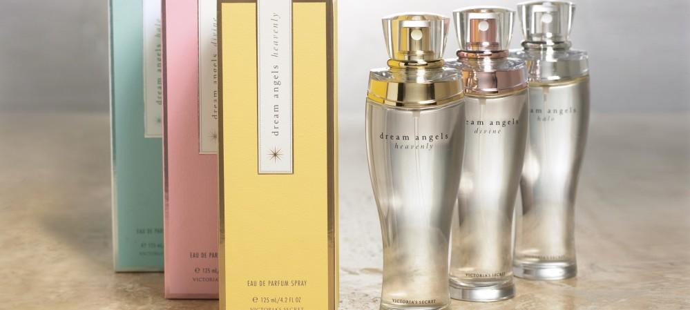 Victoria's Secret Dream Angels Package Design II