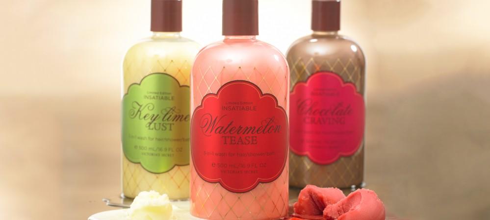 Victoria's Secret Insatiable Package Design II