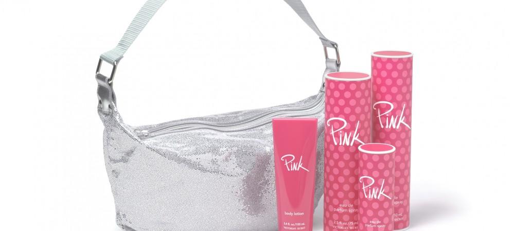 Victoria's Secret Pink Fragrance Relaunch & Gift Set Design