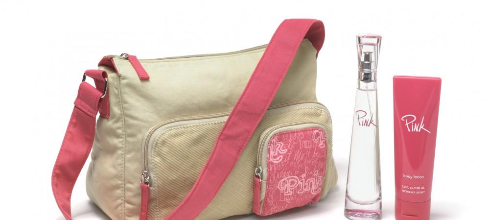 Victoria's Secret Pink Gift Set Design