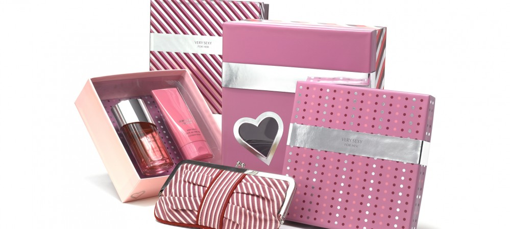 Victoria's Secret Very Sexy for Her Gift Set Design