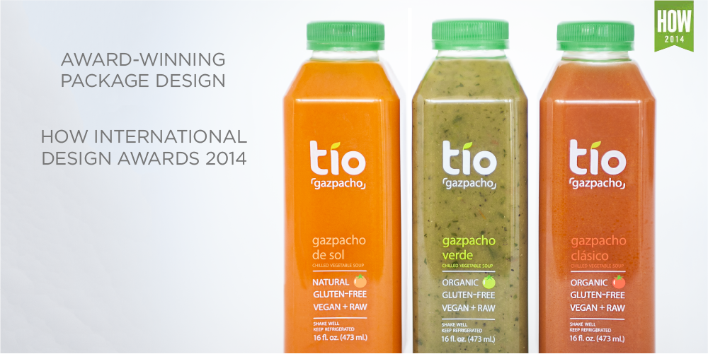Award winning Tio Gazpacho