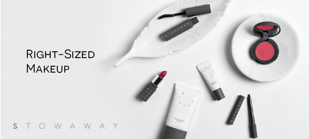 All Aboard: Stowaway Cosmetics