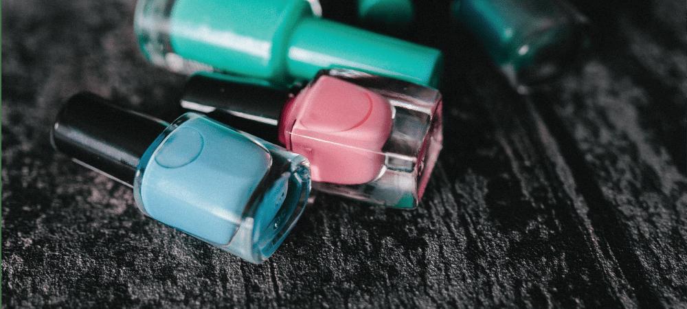 Colorful Nail Polish