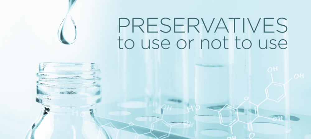 Should you use a preservative in your cosmetics?