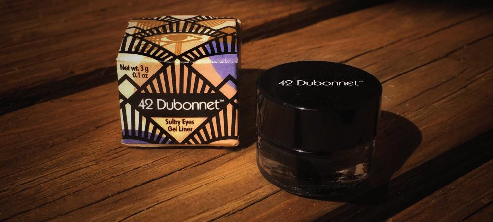 42 Dubonnet Gel Liner