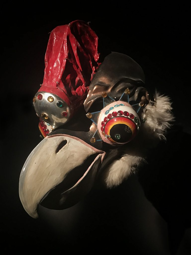 Masks of Bolivia