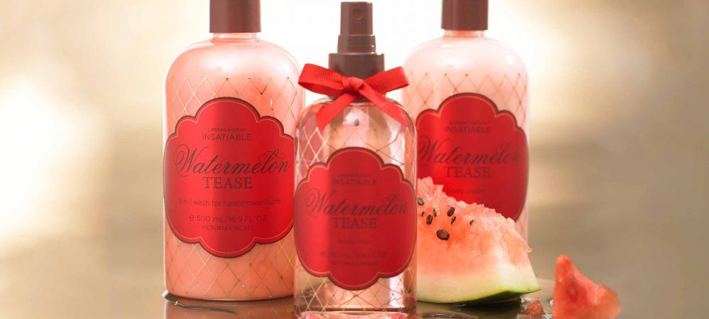 Victoria's Secret Insatiable Package Design I