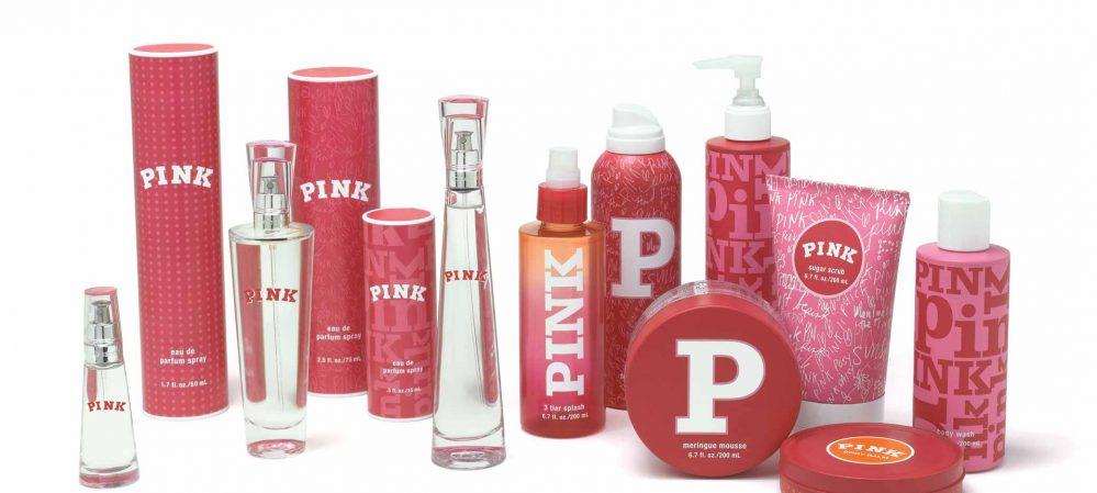 Victoria's Secret Pink Concept