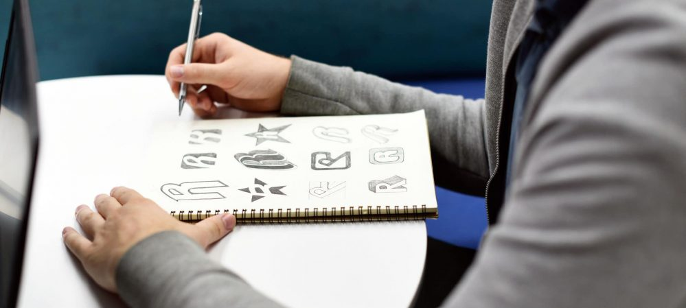 How to think like a designer and gather inspiration for your logo?