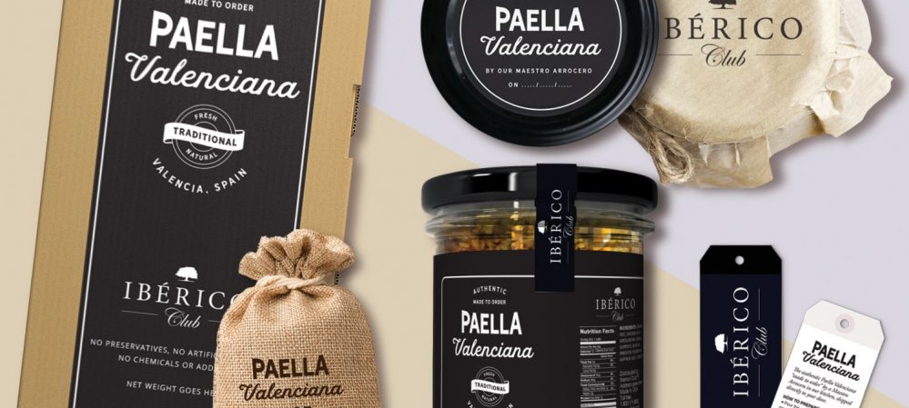 Paella Package Design