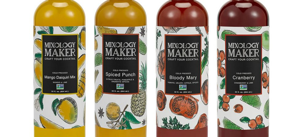 Mixology Maker Package Design