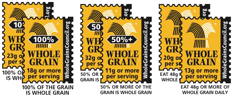 Whole Grain Council Stamp certification