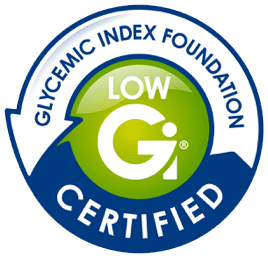Low GI certified symbol certification