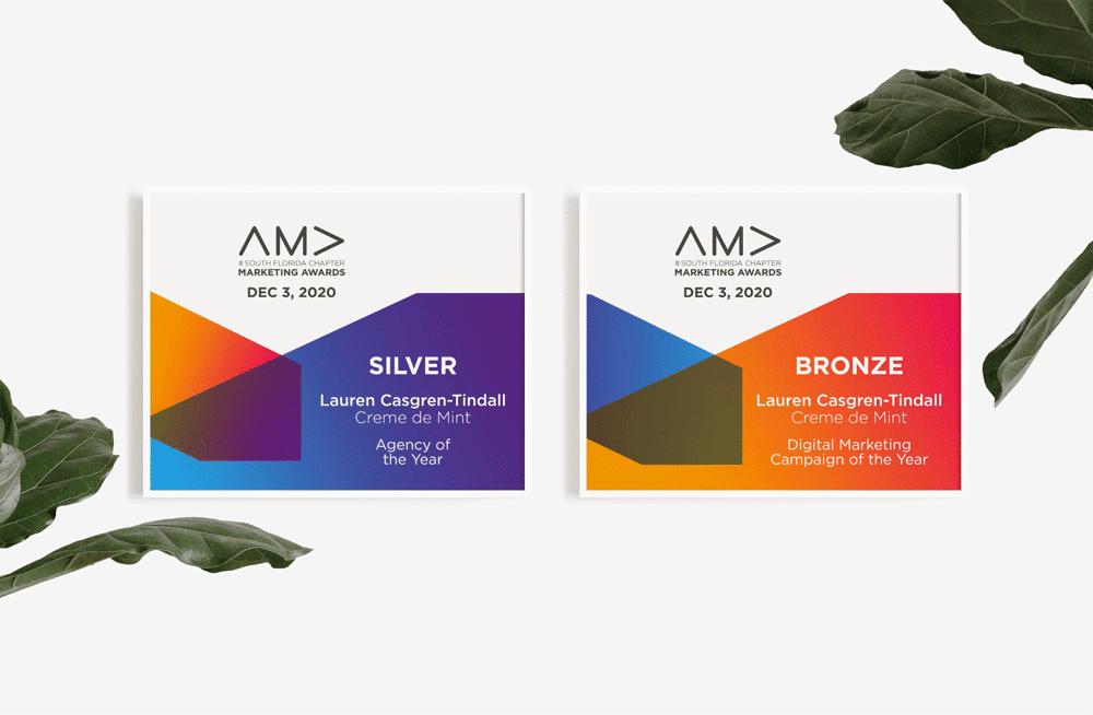 American Marketing Association Awards Digital Marketing